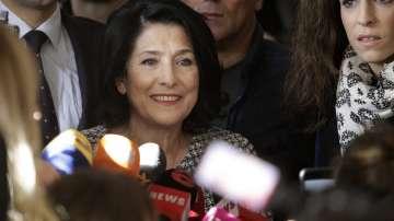Грузия ще има първия президент жена в историята си