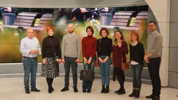 БНТ e част от програмата на грузински журналисти за обмен на опит
