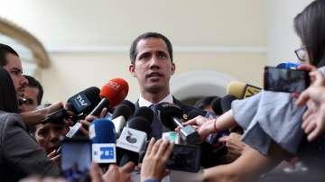 Хуан Гуайдо се срещна с европейски посланици