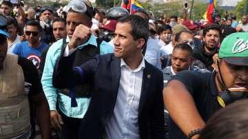 Хуан Гуайдо призова армията към бунт за свалянето на Николас Мадуро