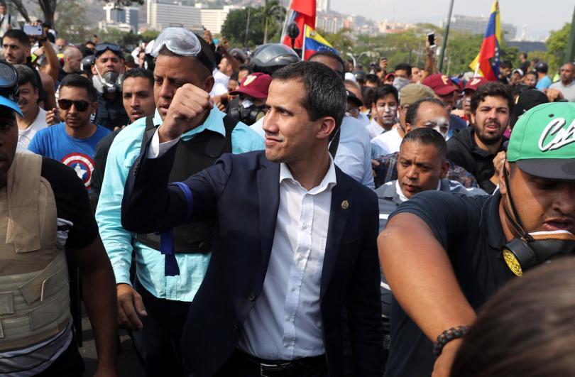 прокуратурата разследва гуайдо незаконна сделка