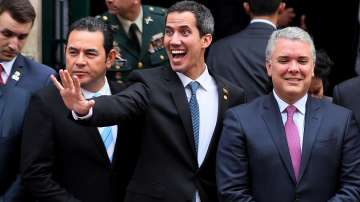 Мадуро намекна за възможен арест на Хуан Гуайдо