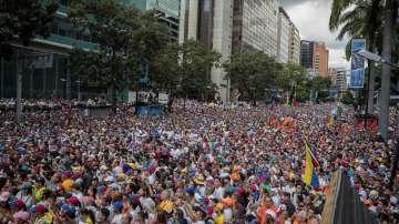 Отново демонстрации във Венецуела