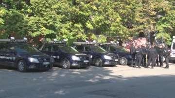 Трима от задържаните в Гълъбово са с по няколко присъди