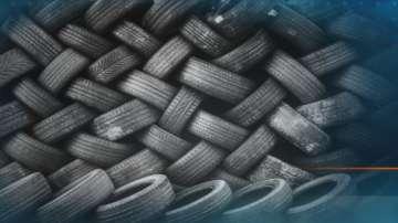 Солени глоби за нерегламентирано изхвърляне на гуми