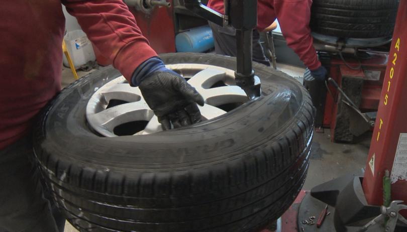 Снимка: Време ли е за смяна на зимните гуми?