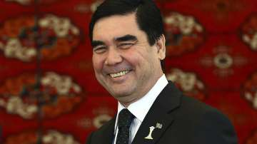Президентът на Туркменистан с нов 7-годишен мандат