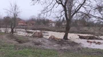 Ситуацията в село Гърляно е овладяна