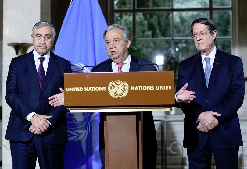 преговорите кипър женева приключиха без конкретно споразумение