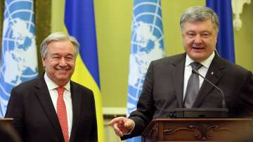 Антониу Гутериш призова да се спазва примирието в Украйна