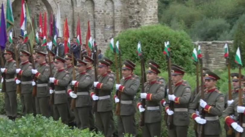 Велико Търново е център на тържествата в чест на 109