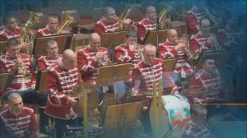 Гвардейският духов оркестър организира концерт, посветен на 3 март