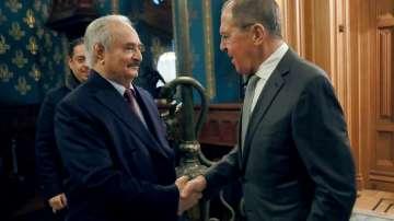 Маршал Хафтар иска промени в мирното споразумение за Либия 