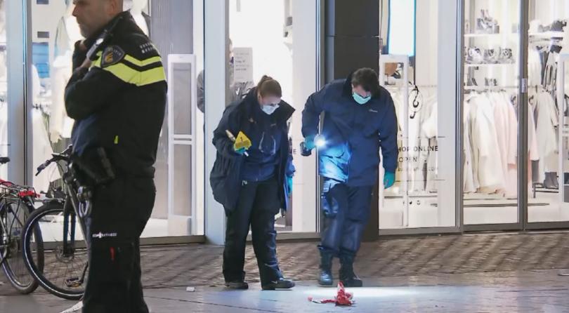 Ранените при нападението с нож в Хага са изписани от болницата