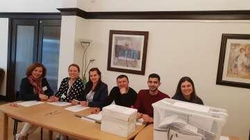 Спокойно премина изборният ден в българските секции в Холандия