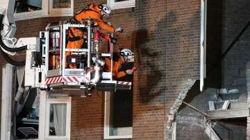 Най-малко девет души са ранени при газовата експлозия в Холандия