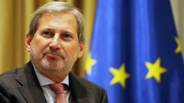 Йоханес Хан: Еврокомисята ще предложи преговори с Тирана и Скопие