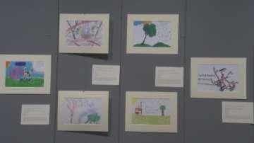Изложба на наградени българчета за хайку поезия