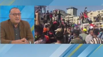 Мохамед Халаф: Исканията на протестиращите в Ирак се радикализират
