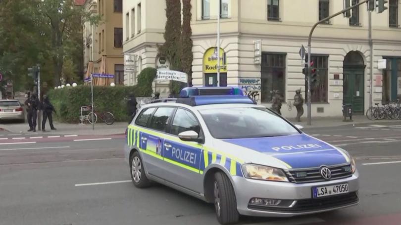 Нападението в германския град Хале е било излъчвано на живо