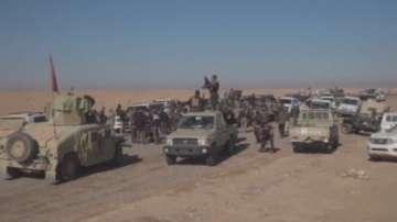 Краят на Халифата в Ирак и Сирия