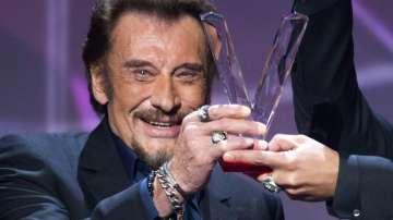 Почина легендарният френски певец Джони Холидей