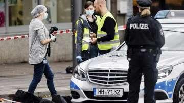 Хамбургската полиция: Нападателят е 26-годишен роден в ОАЕ