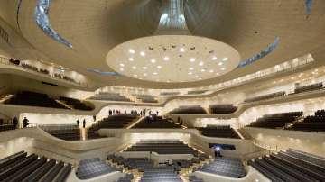 В Хамбург откриват Филхармонията на Елба