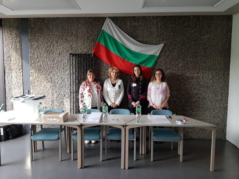 снимка 1 24 секции в 21 града са разкрити за българите в Германия