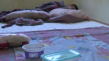 Изведоха от бежанския център в Харманли афганистанците, участвали в размириците