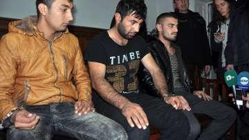 Задържаните за хулиганство от бежанския лагер в Харманли обжалват ареста