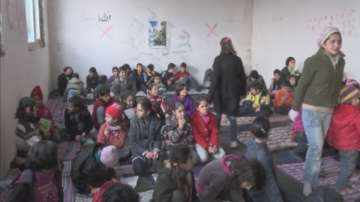 Няма опасност от епидемия в бежанския лагер край Харманли
