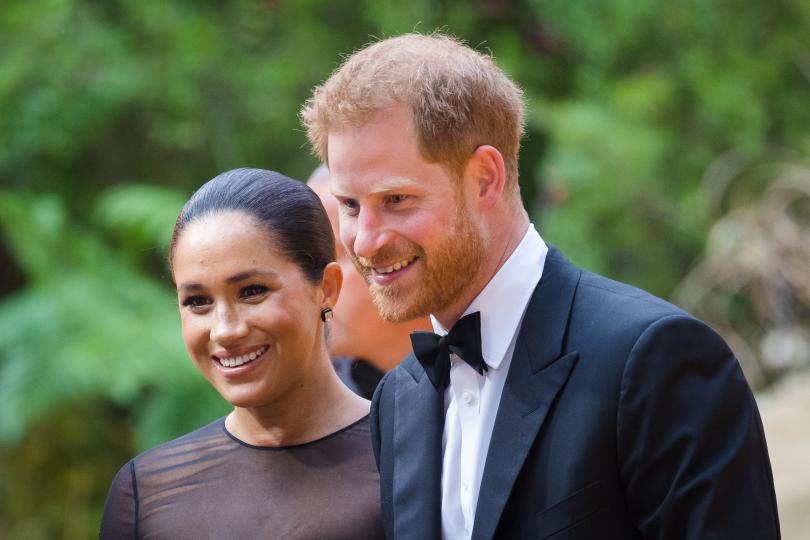 Херцозите на Съсекс - Меган и Хари бяха гости на