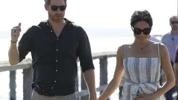 Принц Хари отиде сам на аборигенски остров, бременната Меган си взе почивка