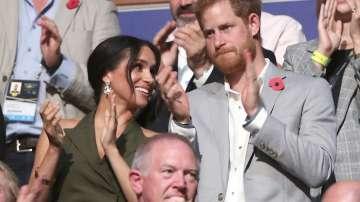 Хари и Меган отказаха ВИП-местата на Игрите Инвиктус и седнаха сред феновете