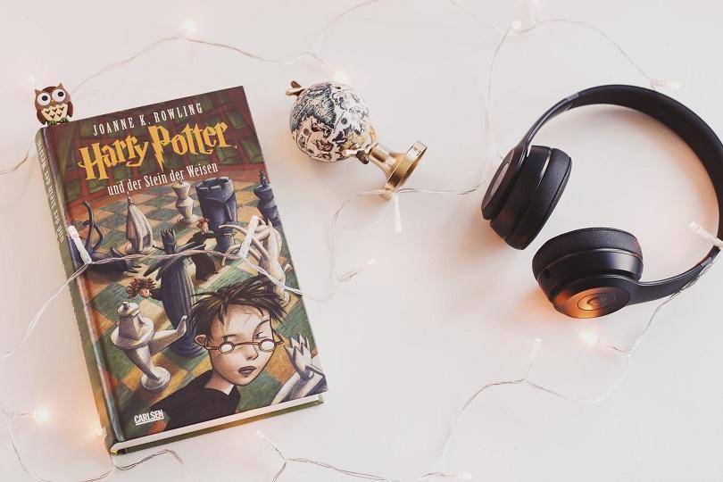 Снимка: Нощ на книгите за Хари Потър в НДК