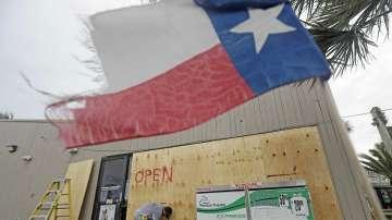"""Американският град Хюстън отбелязва годишнина от урагана """"Харви"""""""