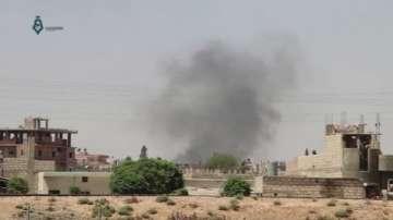 Пентагонът потвърди, че са изпратени изтребители в сирийския град Хасака