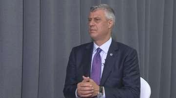 Хашим Тачи: Косово няма да се разделя, няма да има размяна на територии