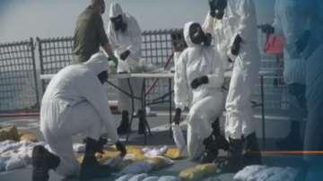 Австралийската флота залови над 2 тона хашиш в Арабско море
