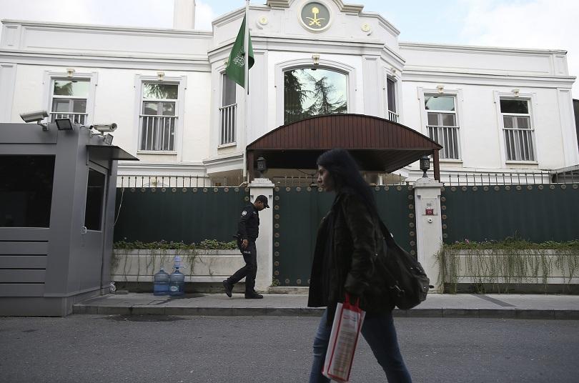 Турция е предоставила записи за убийството на Хашоги на Саудитска Арабия