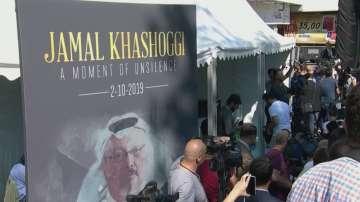 В Истанбул отбелязаха една година от убийството на Джамал Хашоги