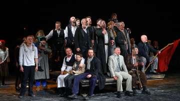 Над 150 000 зрители на постановките в Народния театър през изминалия сезон