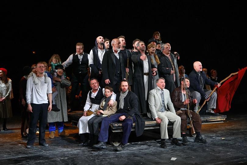 Над 600 представления и 150 000 зрители в Народния театър