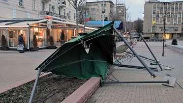 Започват възстановителни дейности в засегнатите райони след бурните ветрове