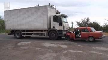 Четирима ранени при катастрофа на пътя Хасково-Кърджали