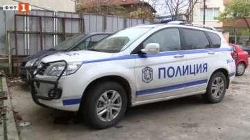 Пиян младеж без шофьорска книжка е ударил полицейски автомобил в Хасково