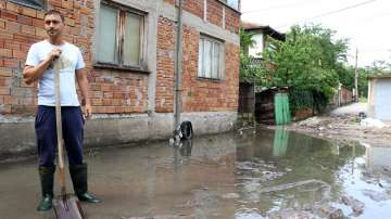 Порой отнесе част от къщите в хасковското село Голямо Асеново