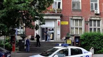 Обраха Централната поща в Хасково (СНИМКИ)