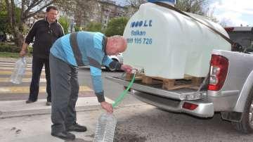 Хасково на воден режим от днес